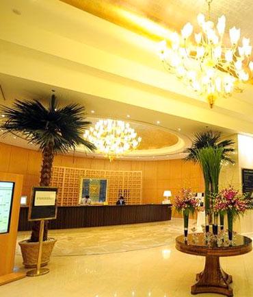 cảnh quan khách sạn Caravelle Saigon
