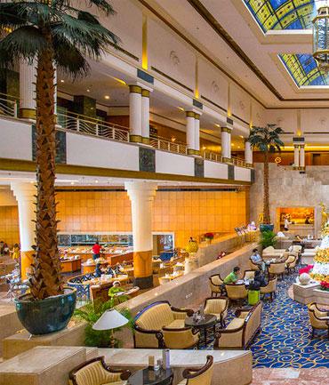 chăm sóc cây trồng Lotte Legend Hotel Saigon