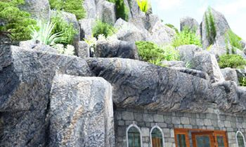 Công trình khu nghỉ dưỡng Bình Phước của Nhà Xanh