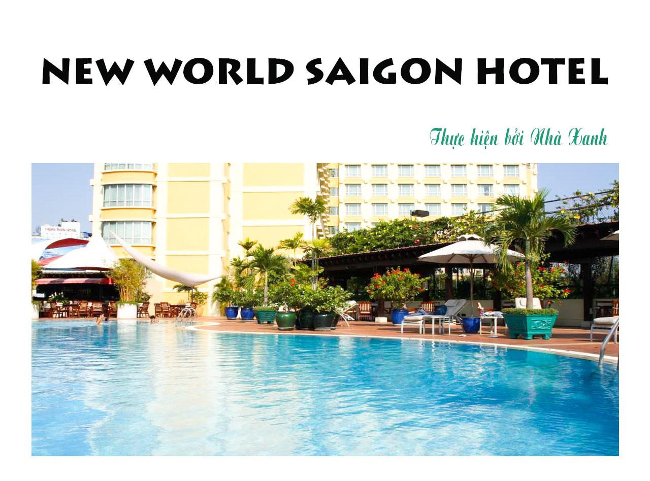 Công trình New World Saigon Hotel