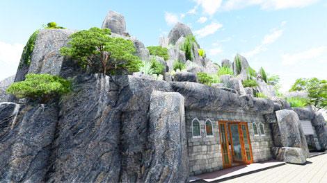 Công trình Nhà Xanh tại Bình Phước