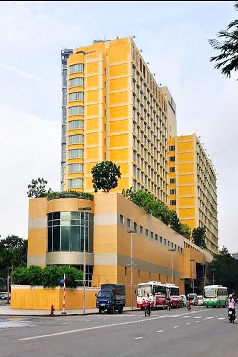 Nhà Xanh - New World Saigon Hotel