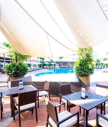 Thiết kế và chăm sóc cây trồng New World Saigon Hotel