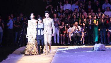 Sea of memory fashion show