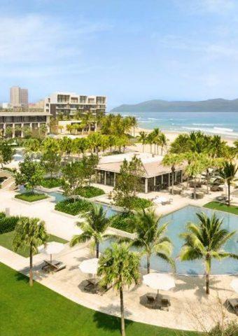 Tổng quan cảnh quan Hyatt Regency Danang Resort